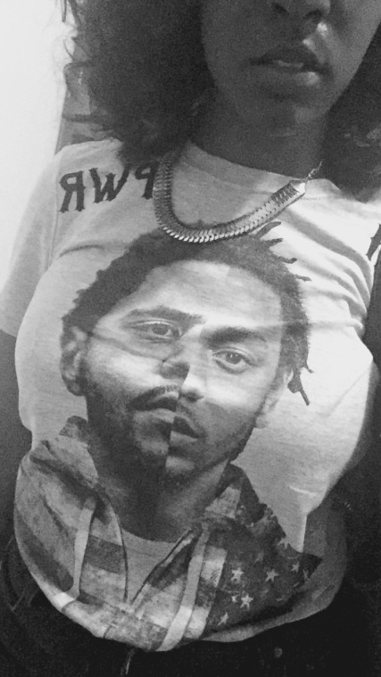 hi power j. cole kendrick lamar shirt blaque coffee blog taylor M. Holmes
