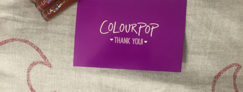 colourpop ultra matte lip color swatch review brown skin