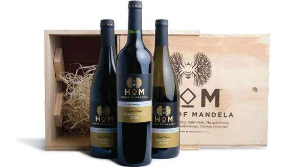 House of mandela wine