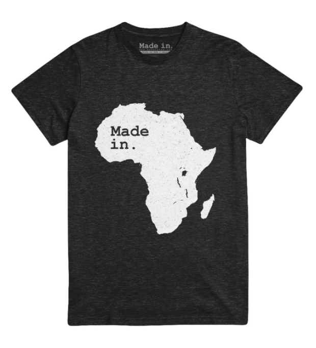 Made In. tee blaque coffee blog